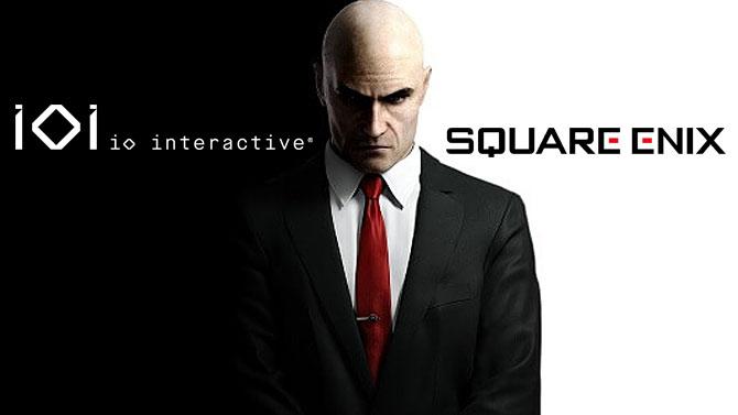 Square Enix veut revendre IO Interactive (Hitman)