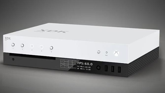 Xbox Scorpio : L'écran d'affichage peut montrer bien plus que les FPS, la vidéo