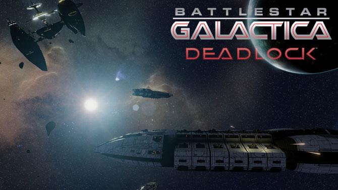 Un nouveau jeu Battlestar Galactica vient d'être annoncé en vidéo