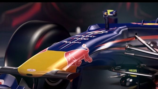 f1 2017 montre la red bull rb 6 de 2010 en vid o d j un classique. Black Bedroom Furniture Sets. Home Design Ideas