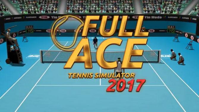 Full Ace de retour en 2017, une nouvelle vidéo monte au filet