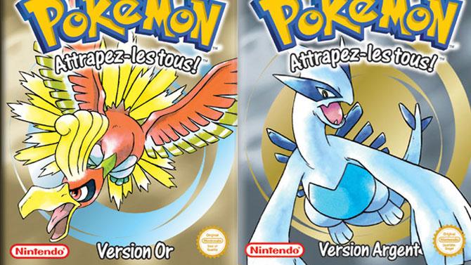 Pokémon Or et Argent sur Console virtuelle cet automne
