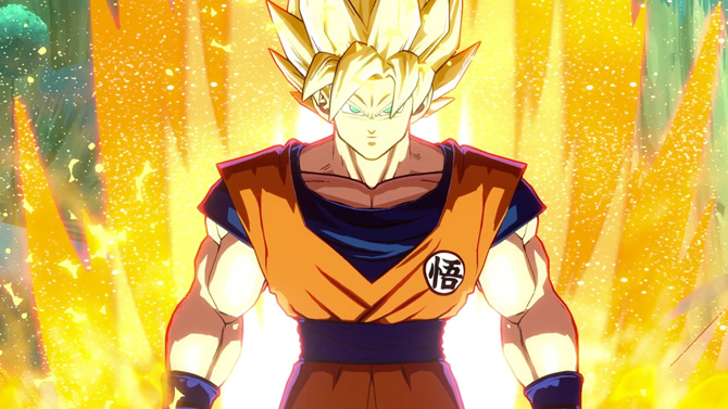 L'image du jour : Dragon Ball FighterZ + We Gotta Power 🎵 ça donne ça !