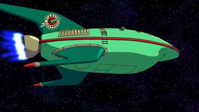 Futurama Worlds of Tomorrow daté en vidéo