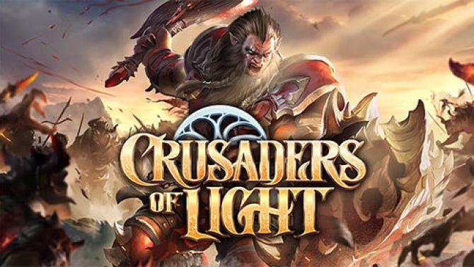 Crusaders of Light : Un MMORPG mobile avec des raids à 40 joueurs ?