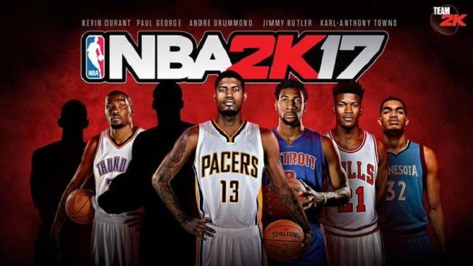 Baisses de prix sur NBA 2K17 et WWE 2K17