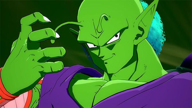 Dragon Ball FighterZ : Des screenshots HD pour Piccolo et Krilin