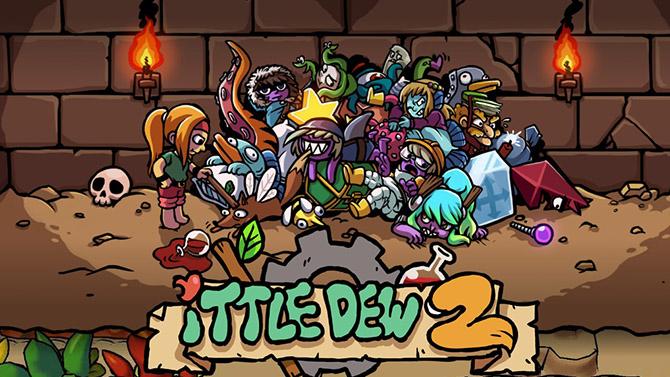 Ittle Dew 2 : Deux bonus délirants pour la version Switch