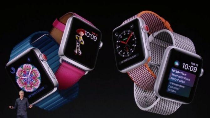 apple dvoile l 39 apple watch series 3 prix date de sortie. Black Bedroom Furniture Sets. Home Design Ideas