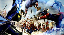 Test : Sengoku Basara Samurai Heroes (PS3)
