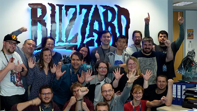 Blizzard et Electronic Arts sont les studios où les employés sont le plus heureux