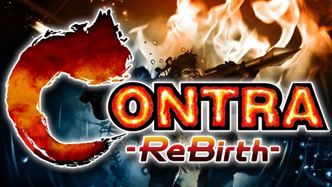 Konami annoncerait les portages de Contra, Castlevania et Gradius sur Switch