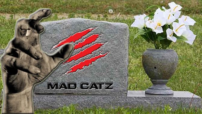 Surprise : Le constructeur Mad Catz est de retour
