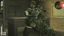 Test : Metal Gear Solid : Portable Ops (PSP)