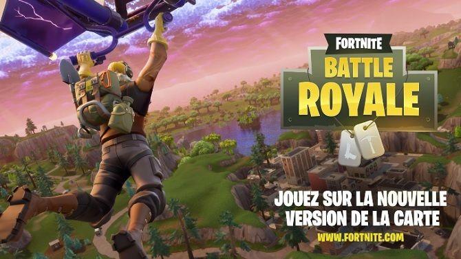 Jeux fortnite battle royal xbox one