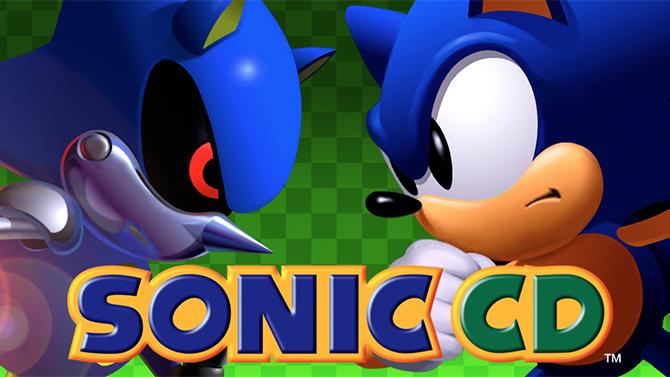 Sonic CD est désormais gratuit et rejoint SEGA Forever