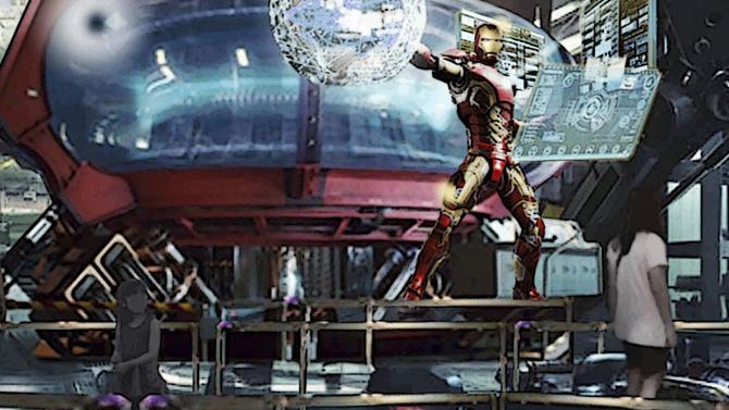 Disneyland Paris : Une attraction Avengers annoncée, premières infos