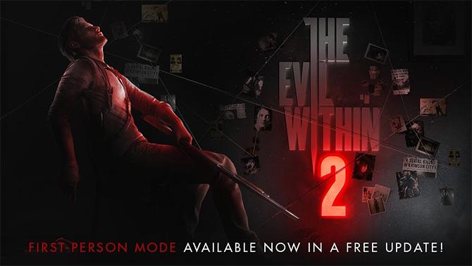 The Evil Within 2 : Un mode FPS désormais disponible, la vidéo