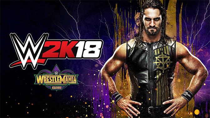 2K annonce la WWE 2K18 WrestleMania Edition, prix et détails