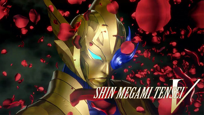 Shin Megami Tensei V : Le développement sur Switch a commencé