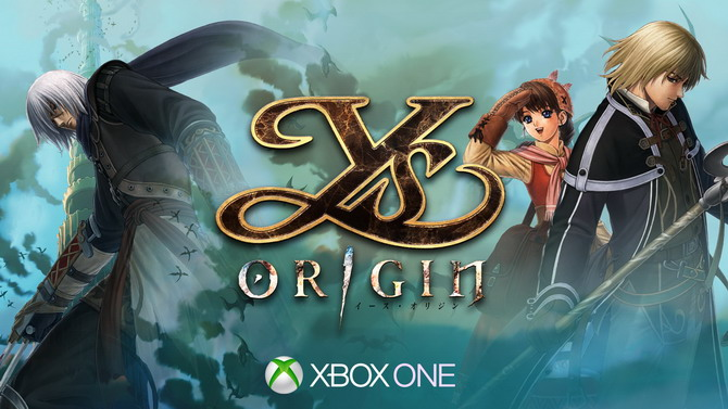 Ys Origin débarque sur Xbox One au printemps