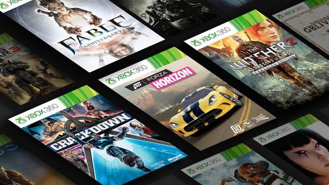 xbox one x 4 nouveaux jeux xbox 360 optimis s dont the witcher 2. Black Bedroom Furniture Sets. Home Design Ideas