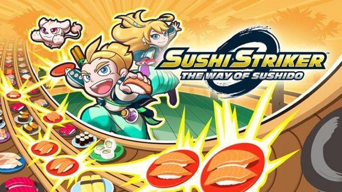 Sushi Striker The Way of Sushido arrivera aussi sur Switch