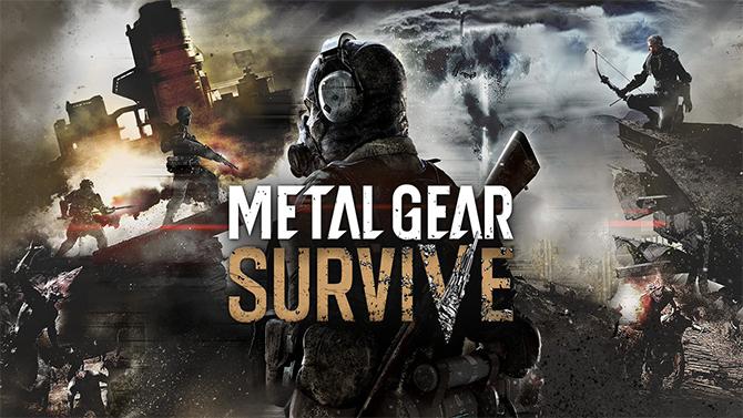 Metal Gear Survive : Une mise à jour gratuite avec de nouvelles missions coopératives