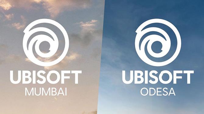 Ubisoft ouvre deux nouveaux studios en Inde et en Ukraine