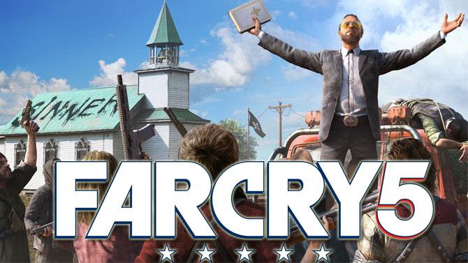 Far Cry 5 : Quelle note lui donnez-vous ?