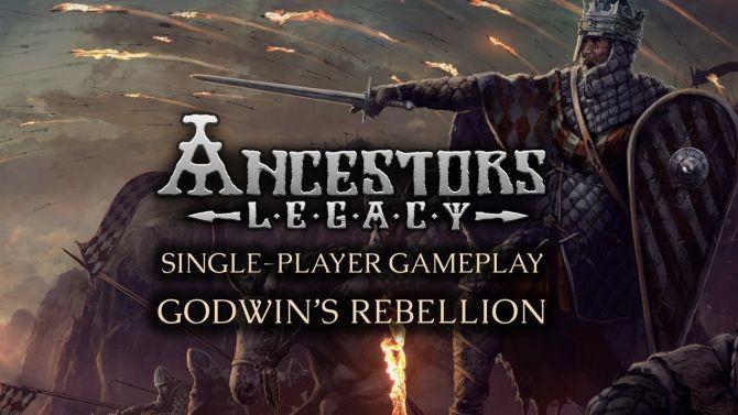 Ancestors Legacy : Le prochain jeu des développeurs de Hatred se montre en vidéo de gameplay