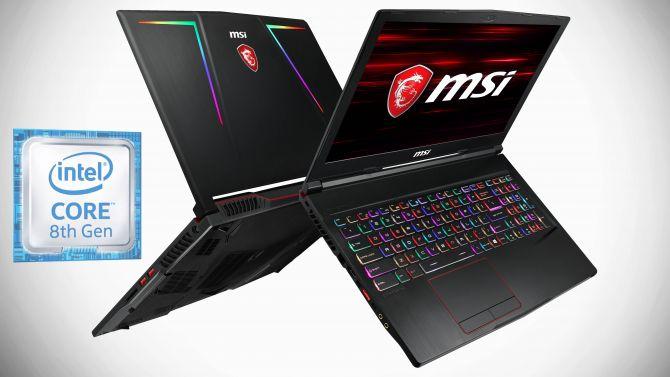 MSI : Nous avons vu les nouveaux Laptops Gaming avec processeurs Intel 8e génération