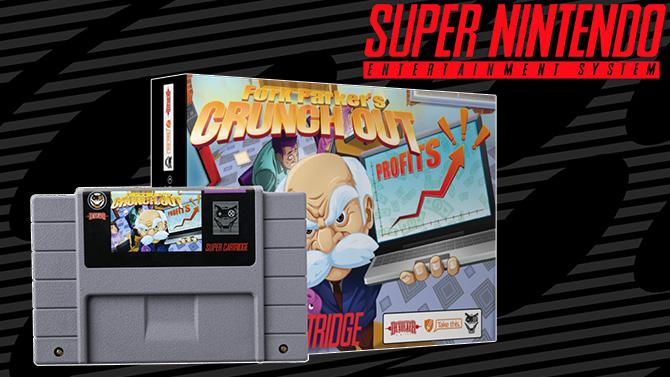 Un nouveau jeu Super Nintendo va sortir pour sensibiliser aux conditions de travail