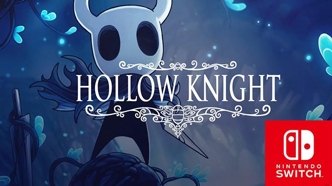 Hollow Knight arrive bientôt sur Switch et pourrait aussi sortir en boîte