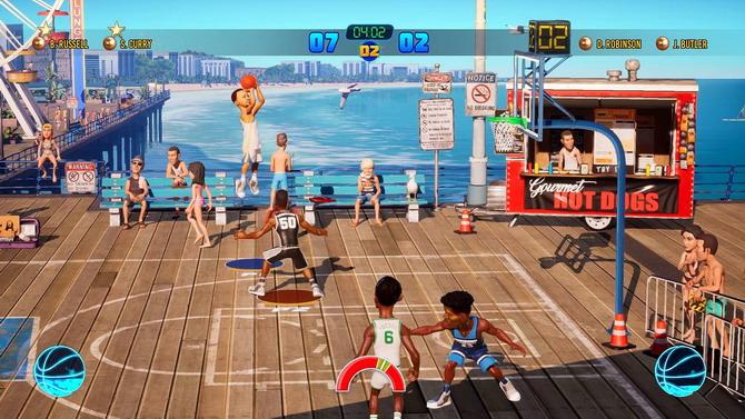 À moins d'une semaine de sa sortie, NBA Playgrounds 2 repoussé