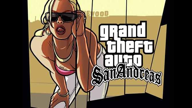 Rétrocompatibilité Xbox One : 3 jeux Rockstar arrivent, dont GTA San Andreas