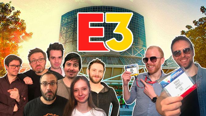 #E3Gameblog : Voici notre dispositif pour l'E3 2018