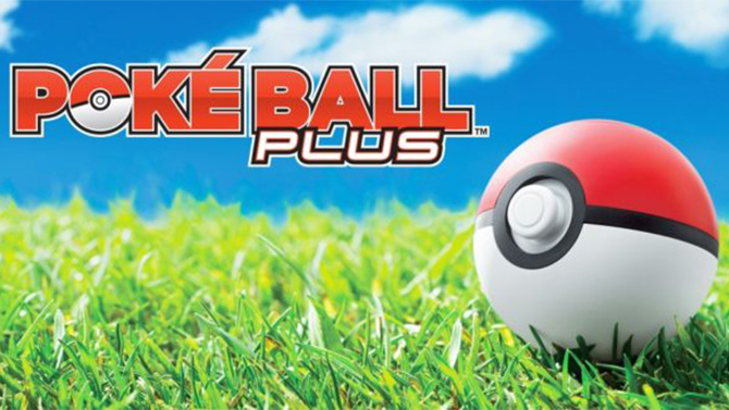 Pokémon Let's Go Pikachu/Évoli : La Poké Ball Plus annonce son temps de charge