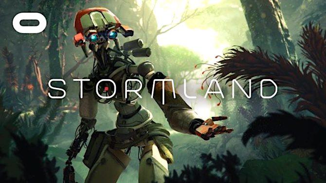E3 2018 : Stormland, le nouveau jeu Insomniac en réalité virtuelle, dévoilé en vidéo - Gameblog.fr