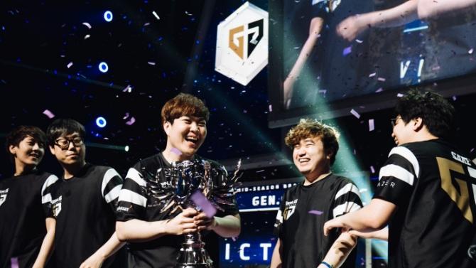 Heroes of the Storm : Les coréens de Gen.G remportent une finale contre Dignitas