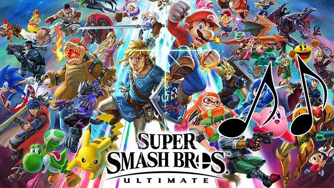 Super Smash Bros. Ultimate dévoile ses musiques et ses compositeurs