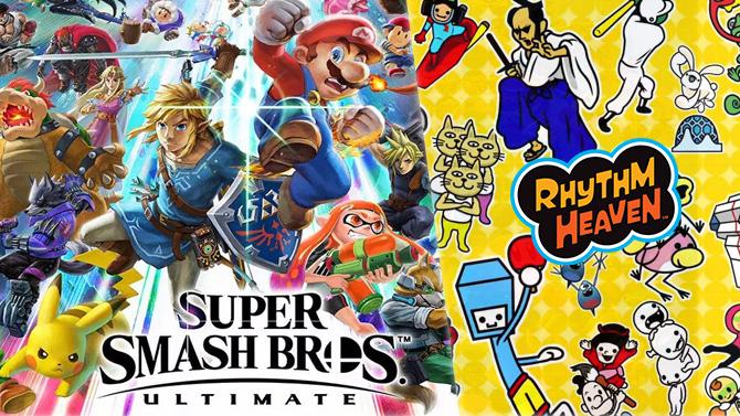 Super Smash Bros. Ultimate : Un nouveau personnage de Rhythm Heaven fuite sur la toile