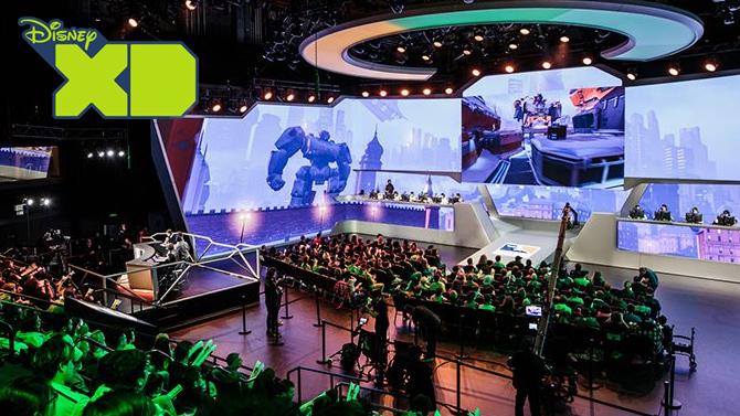 Overwatch League : L'audience sur Disney XD dépasse celle de Twitch dès les premiers jours