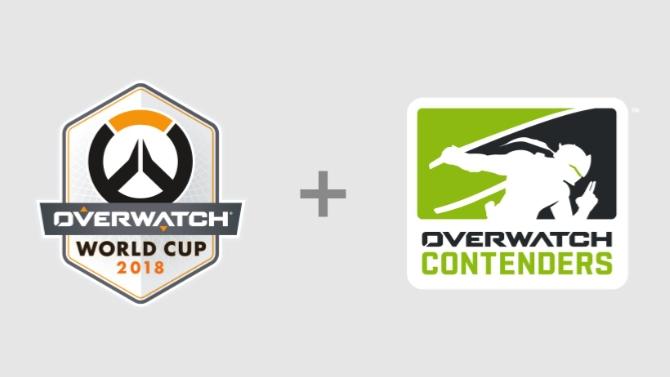 Overwatch : Les Contenders s'invitent à la Coupe du Monde