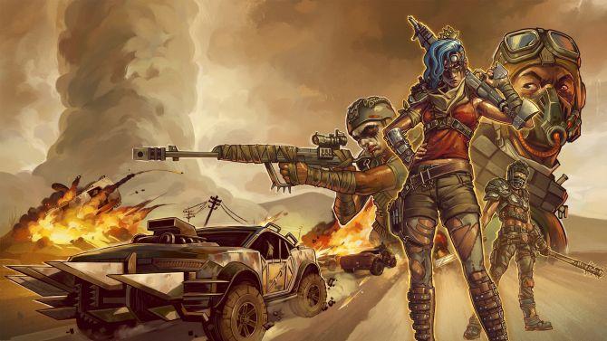 Fractured Lands : Un Battle Royale façon Mad Max annoncé