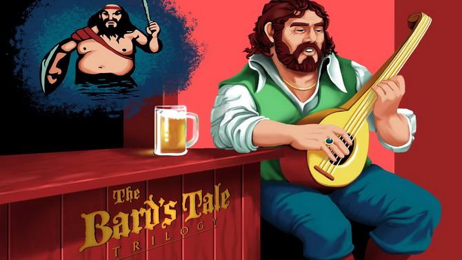 The Bard's Tale Trilogy : Trois classiques du Dungeon Crawler reviennent remasterisés
