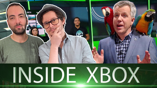 Gamescom : Revivez l'Inside Xbox avec nous (Replay)