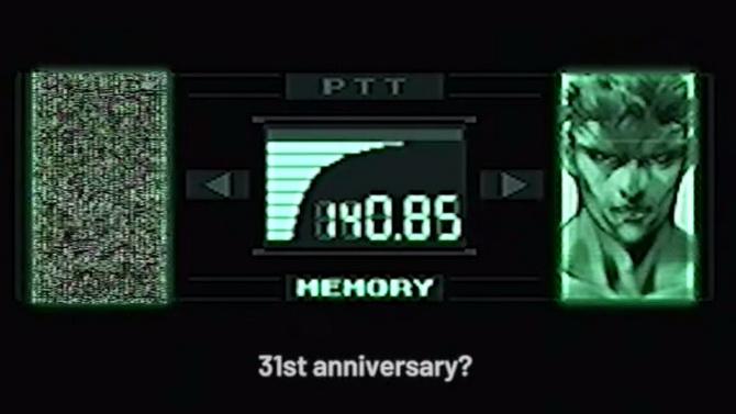 Metal Gear : La voix originale de Snake reprend du service dans une vidéo hommage
