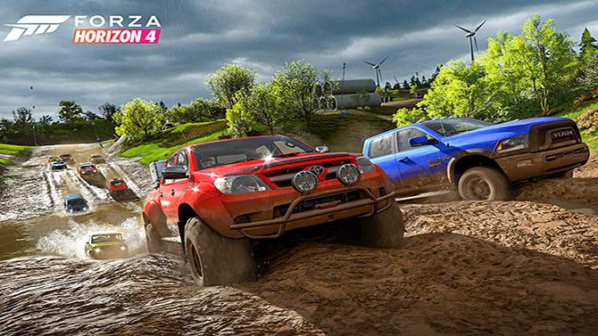 Gamescom : Forza Horizon 4 aura son pack Xbox One X