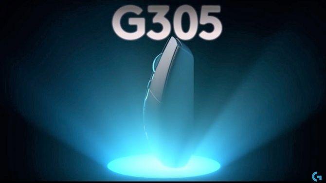 TEST de la souris gaming Logitech G305 : La souris du quotidien